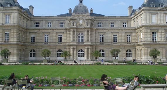 Paris_Jardin du Luxembourg