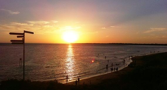Queenscliff Victoria Beach Sunset