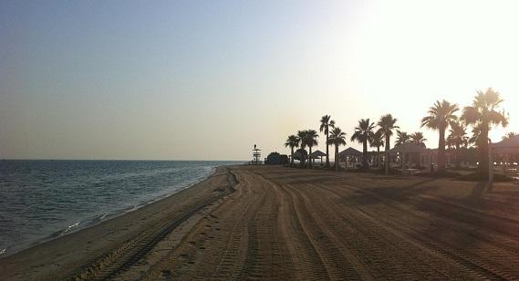 Saudi Arabia Dhahran Halfmoon Bay